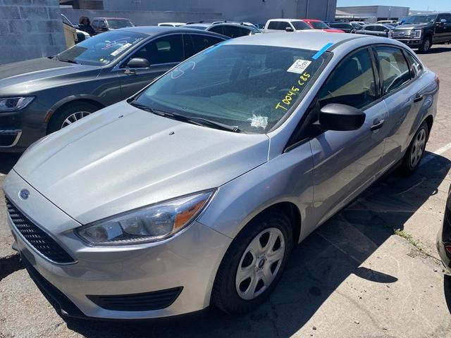 used 2017 Ford Focus car, priced at $13,523