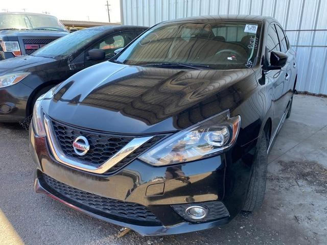 used 2017 Nissan Sentra car, priced at $13,514