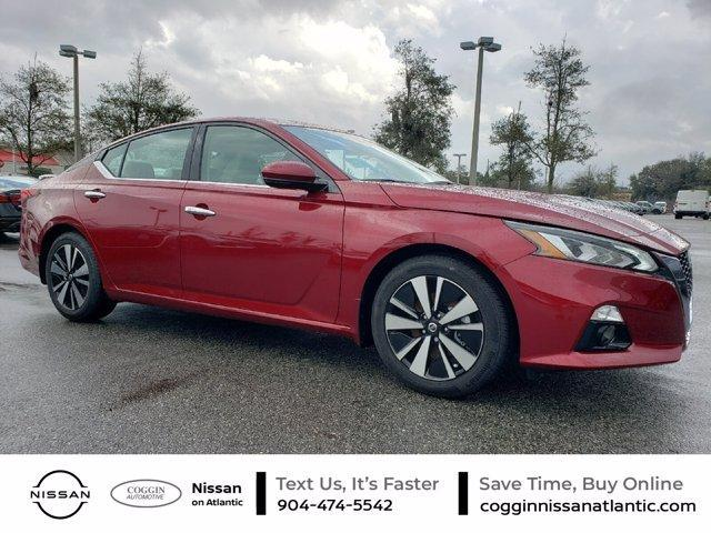 new 2021 Nissan Altima car, priced at $27,545