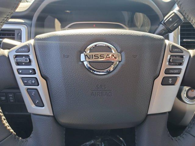 new 2021 Nissan Titan car, priced at $45,710