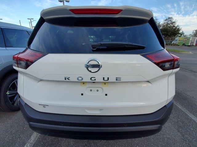 new 2021 Nissan Rogue car, priced at $25,310