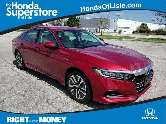 new 2021 Honda Accord Hybrid car, priced at $26,694