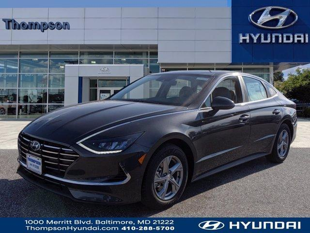 used 2020 Hyundai Sonata car, priced at $22,974