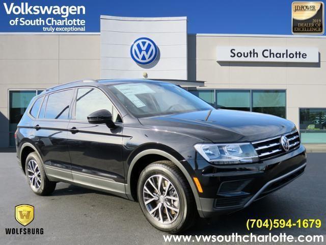 new 2021 Volkswagen Tiguan car, priced at $26,725