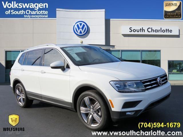new 2021 Volkswagen Tiguan car, priced at $36,595
