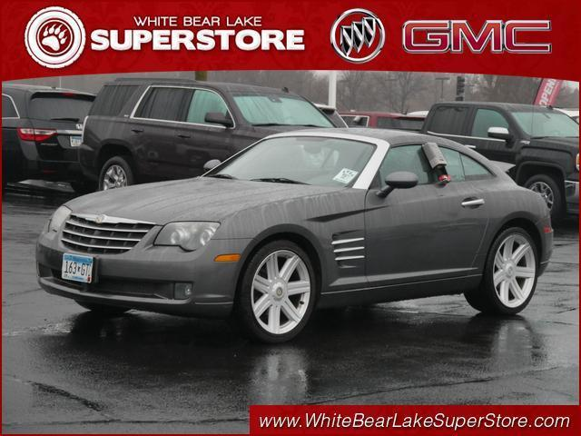 used 2004 Chrysler Crossfire car, priced at $7,899