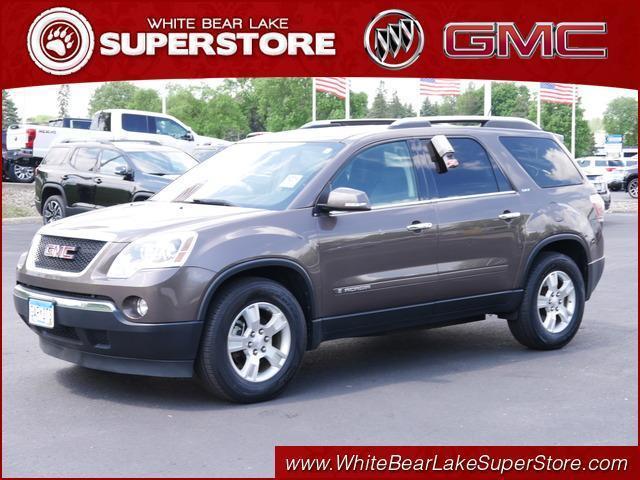 used 2008 GMC Acadia car, priced at $8,988