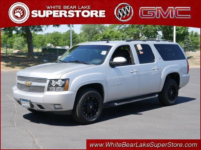 used 2011 Chevrolet Suburban car, priced at $11,556
