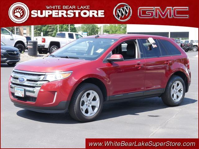 used 2014 Ford Edge car, priced at $12,998