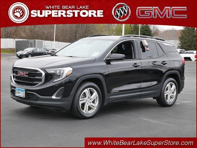 used 2018 GMC Terrain car, priced at $21,995