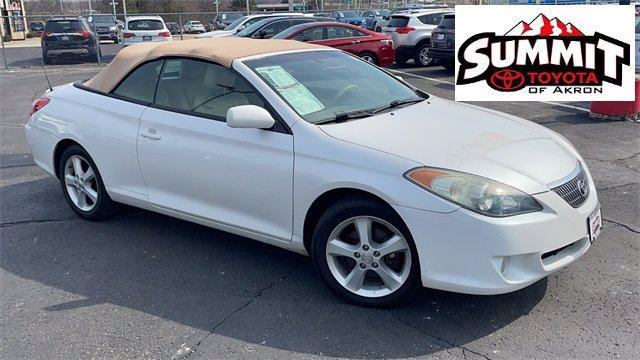 used 2006 Toyota Camry Solara car, priced at $8,995