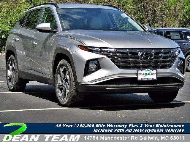 new 2022 Hyundai Tucson car, priced at $29,369