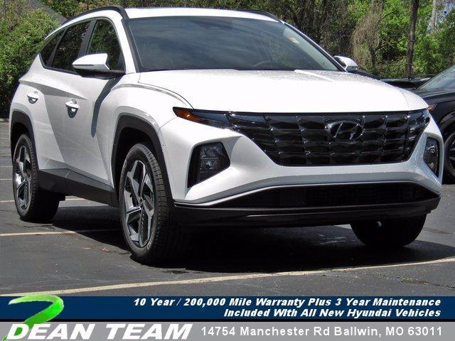 new 2022 Hyundai Tucson car, priced at $32,394