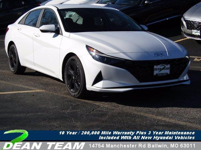 new 2021 Hyundai Elantra car, priced at $23,000