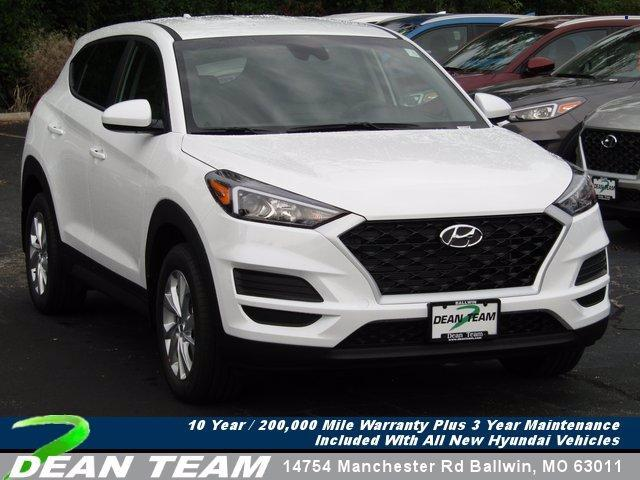 new 2021 Hyundai Tucson car, priced at $26,715