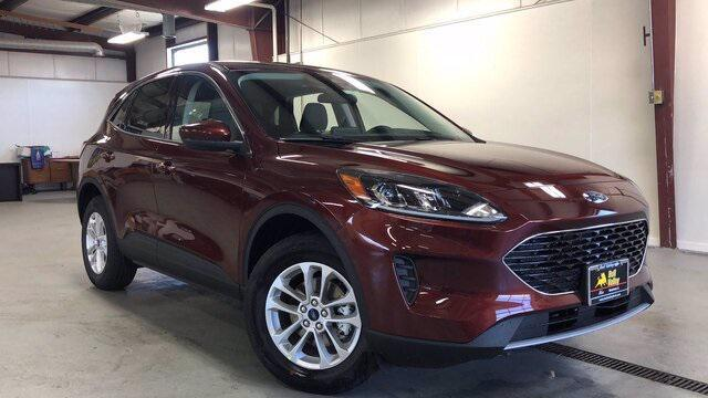 new 2021 Ford Escape car, priced at $29,095