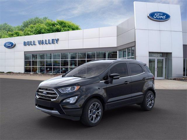 new 2021 Ford EcoSport car, priced at $24,060