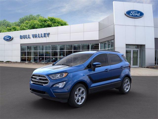 new 2021 Ford EcoSport car, priced at $25,680
