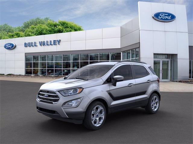 new 2021 Ford EcoSport car, priced at $24,185
