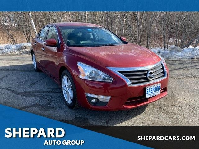 used 2013 Nissan Altima car, priced at $10,495