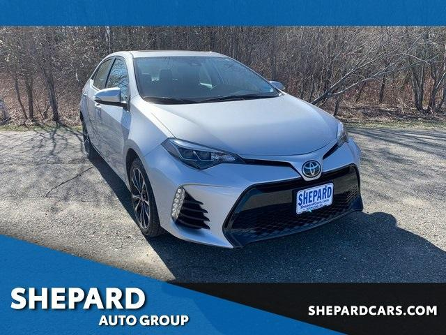 used 2018 Toyota Corolla car, priced at $18,995