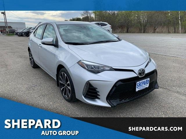 used 2019 Toyota Corolla car, priced at $20,995