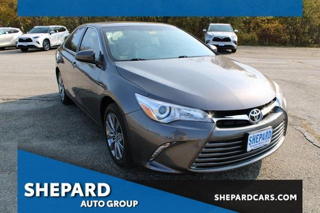 used 2017 Toyota Camry car, priced at $16,295