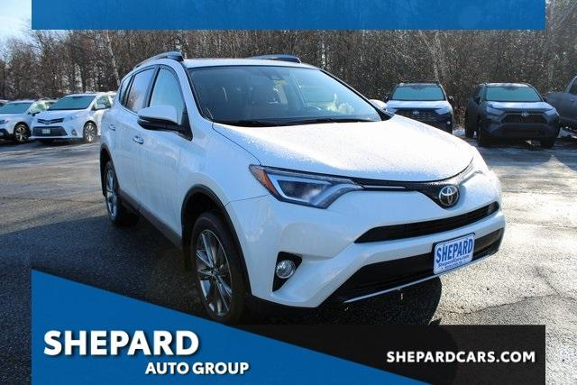 used 2018 Toyota RAV4 car, priced at $26,495