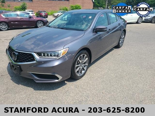 used 2019 Acura TLX car, priced at $27,900
