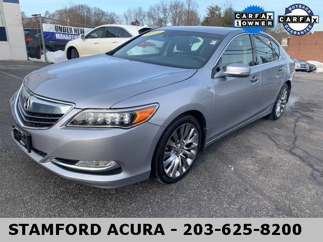 used 2017 Acura RLX car, priced at $26,200