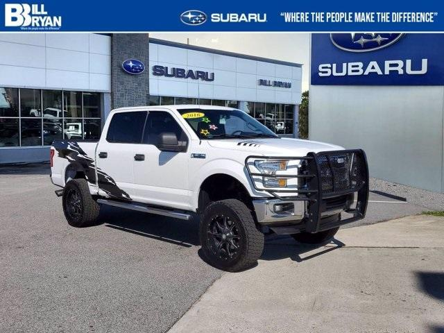 used 2016 Ford F-150 car, priced at $36,991