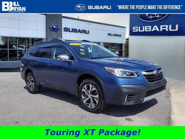 used 2020 Subaru Outback car, priced at $39,295