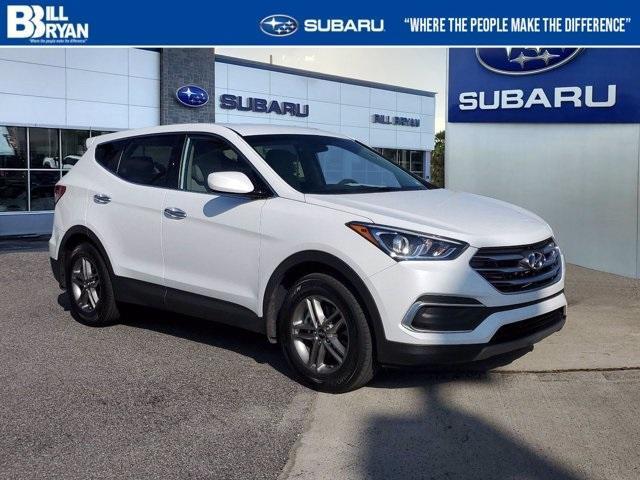 used 2018 Hyundai Santa Fe Sport car, priced at $21,991
