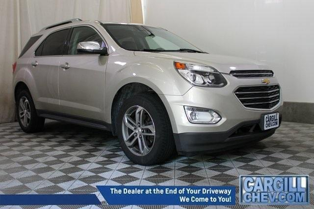 used 2016 Chevrolet Equinox car, priced at $14,870