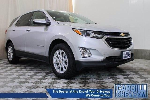 used 2018 Chevrolet Equinox car, priced at $18,990