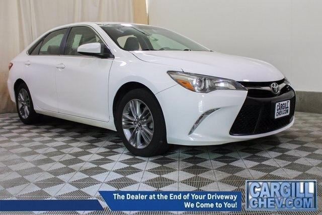 used 2017 Toyota Camry car, priced at $14,588