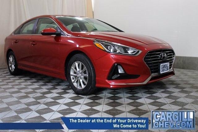 used 2018 Hyundai Sonata car, priced at $16,888