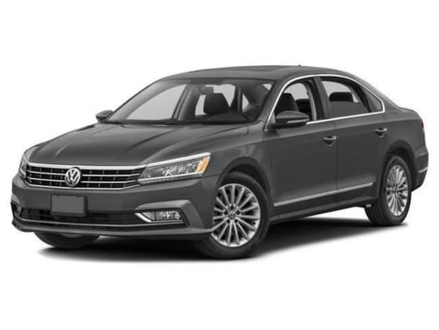 new 2018 Volkswagen Passat car