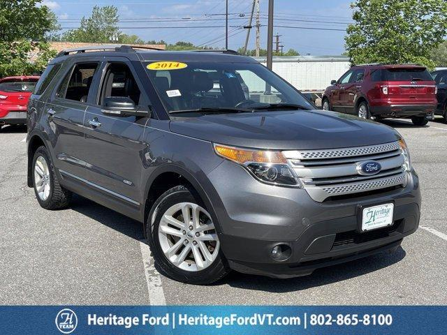 used 2014 Ford Explorer car, priced at $16,000