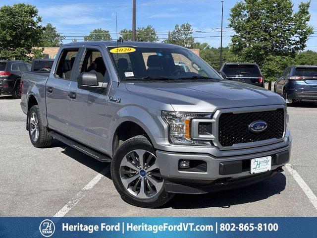 used 2020 Ford F-150 car, priced at $43,500