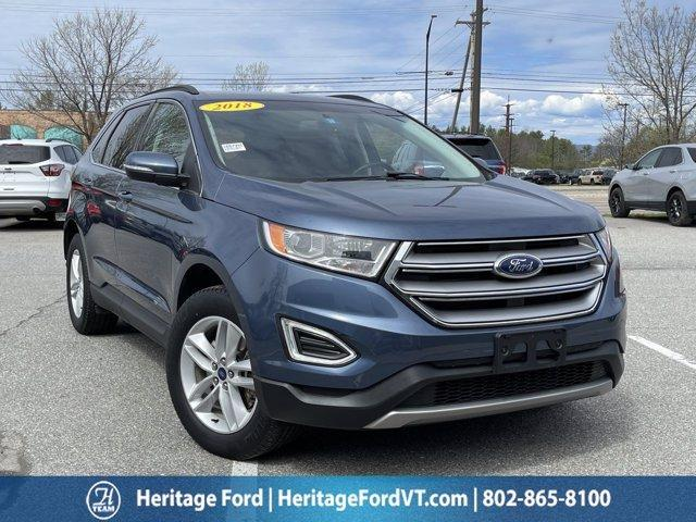 used 2018 Ford Edge car, priced at $26,500