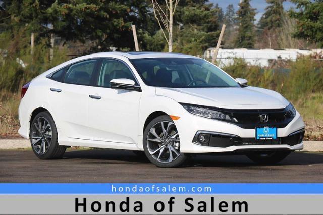 new 2021 Honda Civic car, priced at $29,690