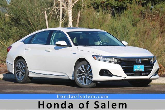 new 2021 Honda Accord Hybrid car, priced at $33,040