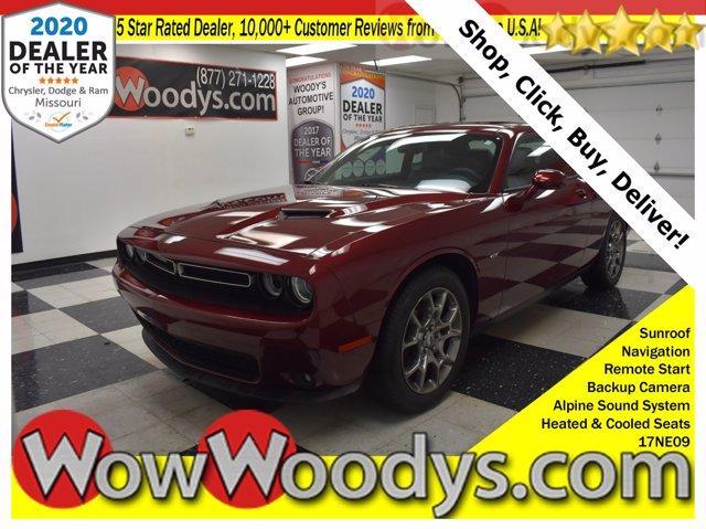 used 2017 Dodge Challenger car, priced at $29,665
