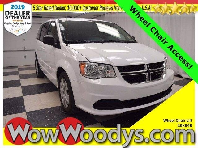 used 2016 Dodge Grand Caravan car, priced at $38,985