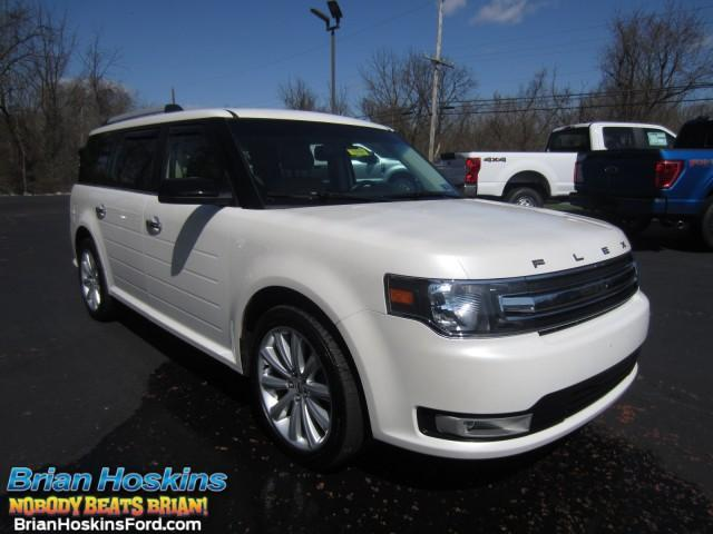 used 2015 Ford Flex car, priced at $20,895