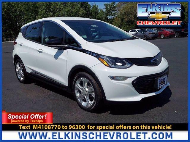 new 2021 Chevrolet Bolt EV car, priced at $39,553