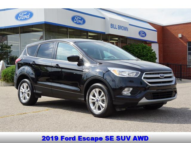 used 2019 Ford Escape car, priced at $21,999
