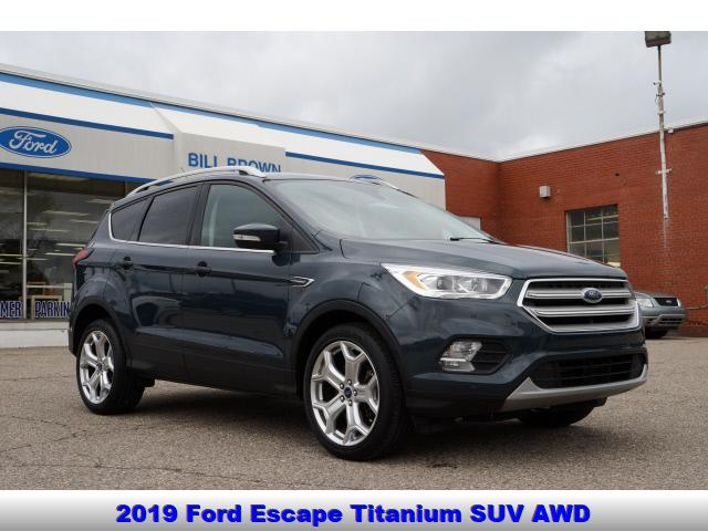 used 2019 Ford Escape car, priced at $25,999