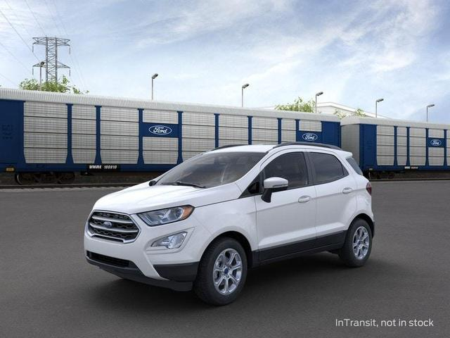 new 2021 Ford EcoSport car, priced at $25,492